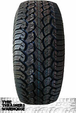 4x 16x8 Steel Wheel & Tyre Package 265/70 R16 4x4 All Terrain Tyres and Nuts