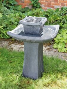 Pagoda Water feature