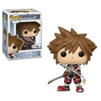 RARE SORA #329 Brave Form Funko Pop Vinyl New in Mint Box + Sticker + P/P