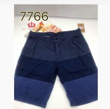MEN'S SHORT LH #7766  -  (DARK BLUE & NAVY BLUE POLKA) SIZE 32