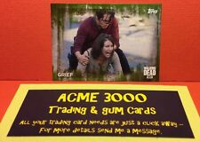 Topps Walking Dead Season 5 - MOLD Parallel Trading Card Number 48 - 03/25