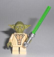 LEGO Star Wars - Meister Yoda - Figur Minifig Jedi Joda Master 75168 75142