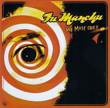 FU MANCHU : WE MUST OBEY / CD - TOP-ZUSTAND