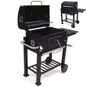56511 Barbecue au charbon de bois grill fumoir bbq Grill de Jardin Party