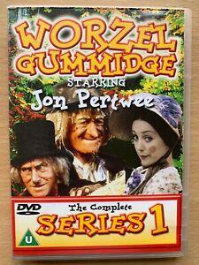 Worzel Gummidge - Complete Series 1 DVD Classic 1970s TV Cult Kids Show