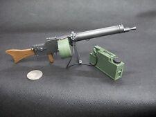 1/6 German MG0815 Machine Gun Model Weapon Rifle Model Toys F 12'' Figures