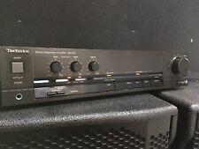 Technics Stereo Integrated Amplifier SU-600 Please Read Description.