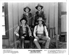 TOM BERENGER, WILLIAM KATT Original Movie Photo BUTCH AND SUNDANCE: THE EARLY