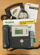 Yealink SIP-T26P PoE Advanced Enterprise IP Phones 3 Lines & HD Voice
