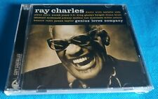 """Genius Loves Company by Ray Charles """" Duets"""" (CD-2004-EMI)"""