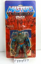 MOTU, Stratos, 8-back, Masters of the Universe, MOC, carded, figure, He Man, NIP