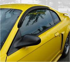 Auto Ventshade 92514 Ventvisor; Deflector 2 pc. 94-04 MUSTANG