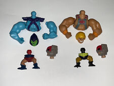 MOTU Eternia Minis loose parts for custom figure He-man Jitsu Masters Universe