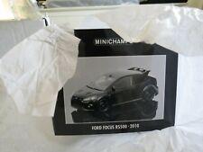 Minichamps Ford Focus MK2 RS500 1/18th Diecast Model