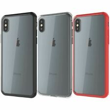 Shockproof Clear Slim Bumper TPU Case Cover For Apple iPhone X 8 7 Plus 6 5s Se