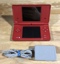 Nintendo DSi Matte Red With Charger & Stylus - TWL-001