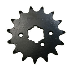 15 Tooth Front Steel Sprocket Yamaha Warrior, Banshee, Raptor 350, Grizzly 125