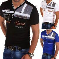 Camisa De Moda Polo Para Hombre Camiseta Casual Mangas Cortas De Verano Elegante