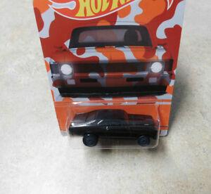 Hot Wheels STREET OUTLAWS CUSTOM BLACK-MURDER NOVA- W/REAL RIDERS VERY SHARP!!!