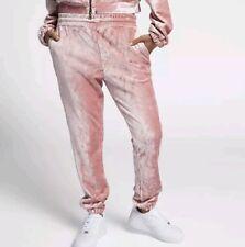Nike NikeLab Essentials Womens Velour Pants Joggers Size Medium 943684 685 M New