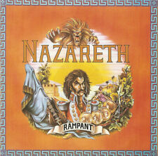 Nazareth  ‎– Rampant (ORIGINAL GREEK EDITION)