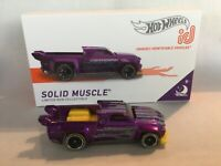 Hot Wheels ID Car Solid Muscle Series 1 Limited Production