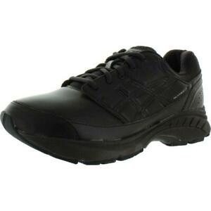 Asics Mens Gel-Foundation Brown Work Casual Shoes Sneakers 6 Wide (E) BHFO 3350