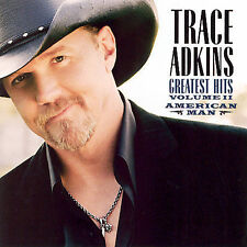 Trace Adkins - American Man: Greatest Hits 2 [New CD]