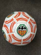More details for retro valencia c.f. football ball 1998-99 season signed by players