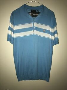 John Smedley Knit Tshirt - Medium - Made in Great Britain - New with Tags