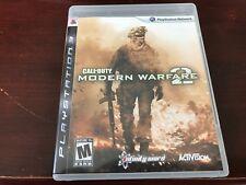 Call of Duty: Modern Warfare 2 (Sony PlayStation 3, 2009) Complete