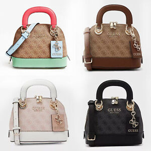 Cathleen 4G Pattern Small Shell Tote Satchel Crossbody Bags NWT SG773705