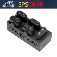 5L1Z-14529-AA Power Master Control Window Switch for Ford F-150 Crown Victoria
