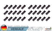 30Stück 2-Polig 2.54mm Buchsen Buchsenleisten für JR-Crimp-Kontakte Arduino