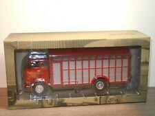 Volvo F88 Commerce de Bovins Transport Cordier - Ixo Altaya 1:43 in Box *36952