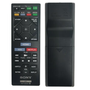 New Remote RMT-B126A for Sony Blu-ray DVD Player BDP-BX150 BDP-BX350 BDP-BX550