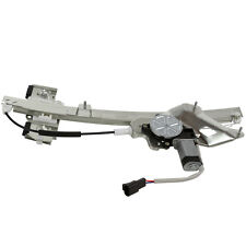 NEW FRONT RIGHT PASSENGER SIDE POWER WINDOW REGULATOR W/MOTOR FOR A LESABRE