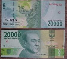Indonesia/Indonesia - 20000 rupia 2016 NEW DESIGN UNC Pick New