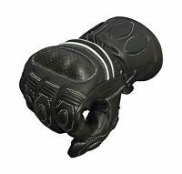 Top Quality Leather Motorbike Motorcycle Gloves Waterproof Windproof Thermal