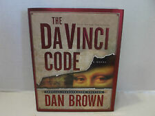 The Da Vinci Code Dan Brown 1st. Edition Illustrated With Dust Cover 2004!