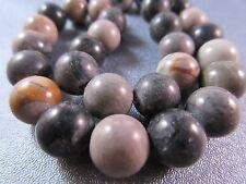 Picasso Jasper 10mm Round Beads 39pcs