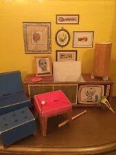 Vintage Barbie Dream House Furniture