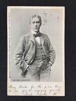Vintage Postcard: Actor : #A13 : Mr Géo. Alexander: Raphael Tuck 1903