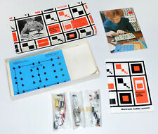 LINDY electronic hobby system 1975 Elektronik Experimentier Baukasten 3-481-2541