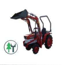 Traktor Schlepper Kubota B1600 Allrad Frontlader neu lackiert general überholt