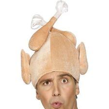 Navidad Turquía Sombrero Santa Fancy Dress Accesorios cena de Navidad de acción de gracias Divertido