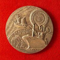 Médaille - Port de Rouen Vallée de Seine