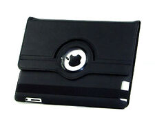 Funda Para iPad 2 iPad 3 iPad 4 Rotatoria 360º piel con cierre magnético Negro