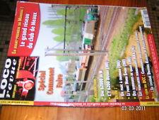 Loco Revue n°717 62000 Y6200 Parc a Charbon Bordur Quai