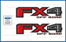 Pair - 2017 Ford F150 FX4 Off Road Decals F offroad Stickers Truck Side 4WD 4x4